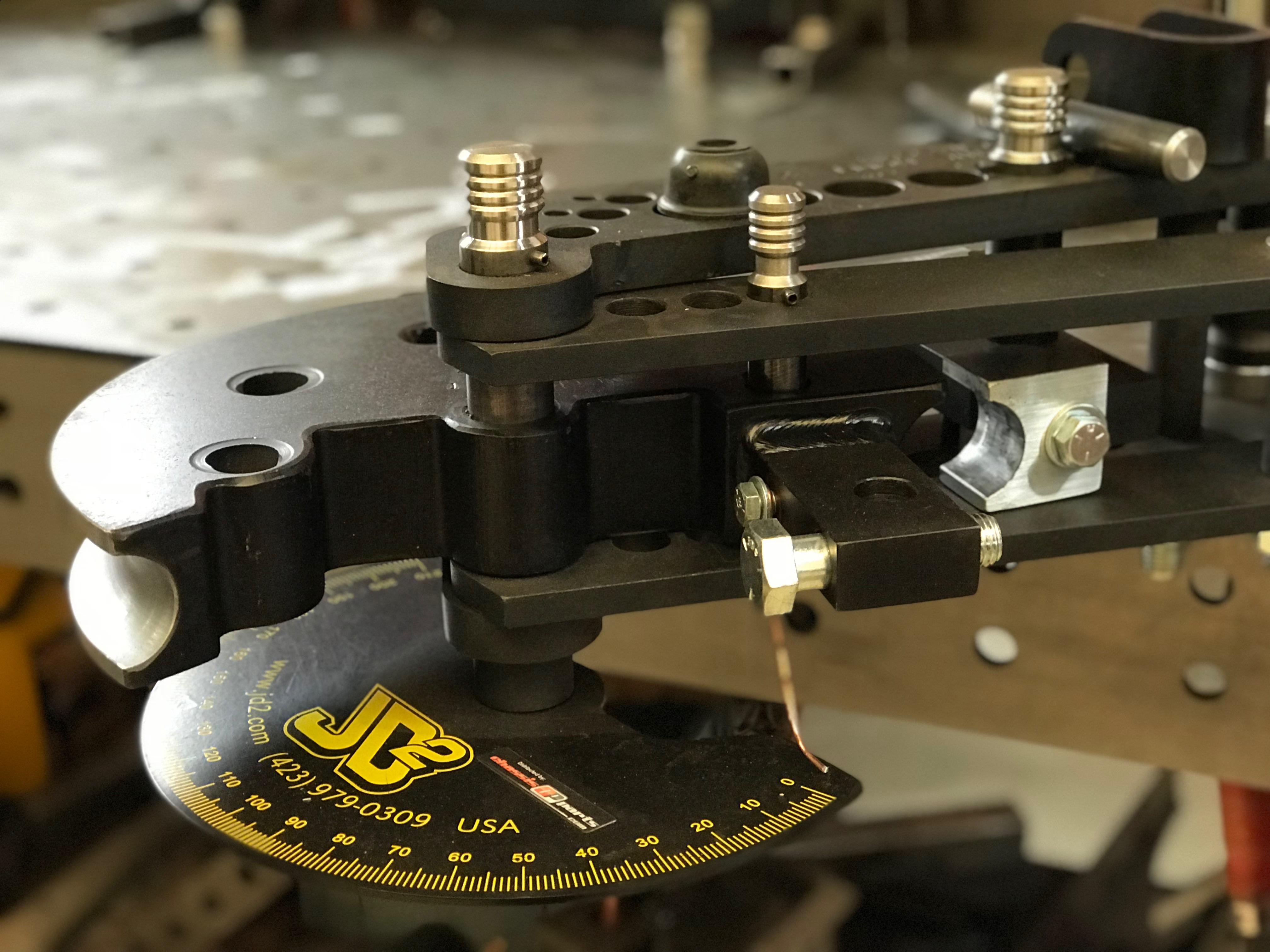 TPCustom Tube Bender for custom jobs bull bar roof rack racecar