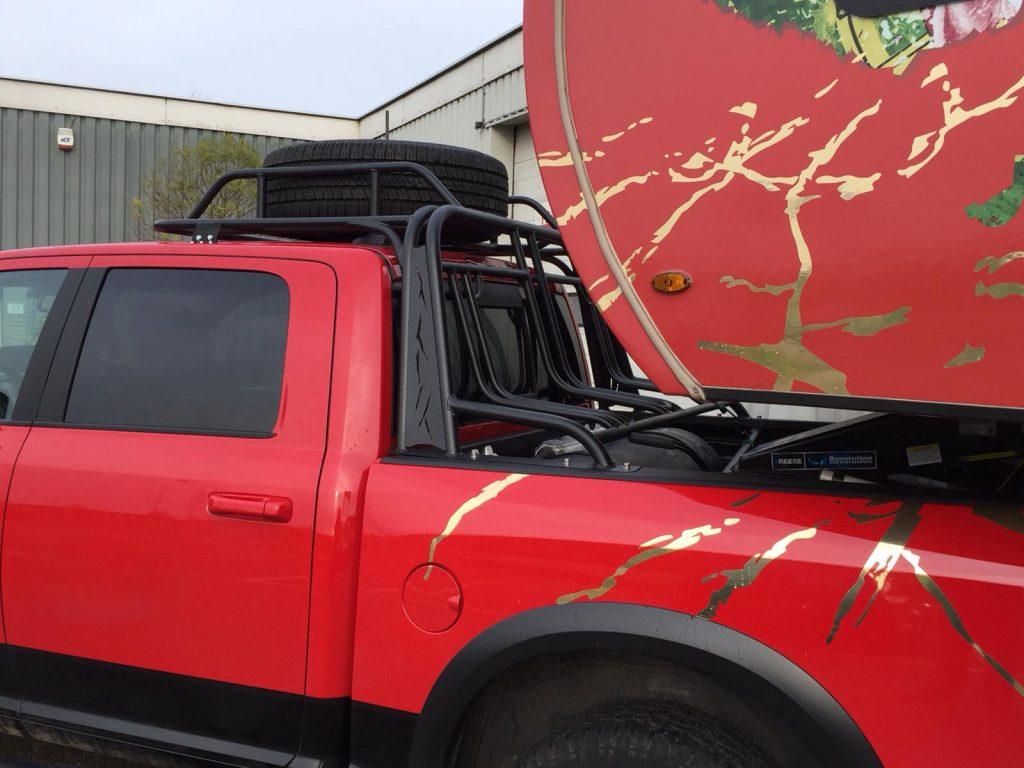 tpcustom_tube_banding_bander_roof_rack_dirt_bike_rack_jeep_dodge_ram
