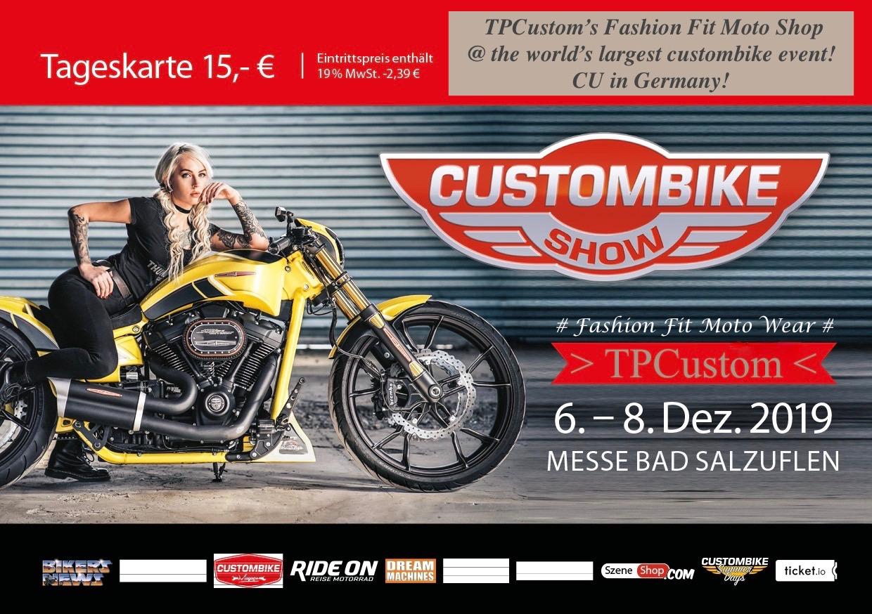 TPCustom CustomBike_show_2019_messe_bad_salzuflen