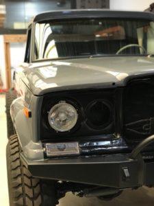 TPCustom restomod Jeep J20