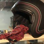TPCustom_webshop_Helmet_Two-Strokes-Matt-Black_By_City_vintage_motor_fashion_appearance.